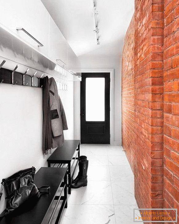 C mo dise ar un corredor estrecho 28 fotos con ideas for Para desarrollar un corredor estrecho