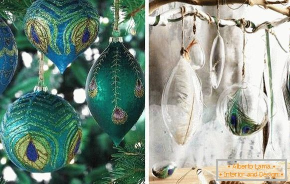 new-year-decoration-pavo real-idea