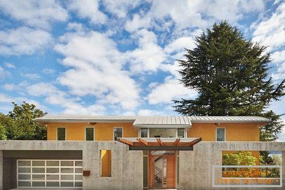 hermosas ideas de pintura de la casa Hermoso Color De La Fachada O Cmo Pintar La Casa En 2018