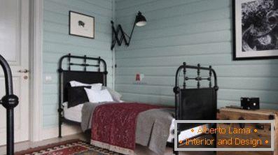 ideas elegantes de la sala de estar del país Diseando Una Habitacin En Estilo Country 51 Ideas