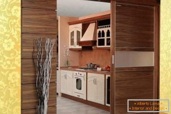 Puertas Correderas A La Cocina 28 Fotos De Opciones