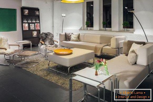 Sofas Modernos Con Estilo Para La Sala De Estar Y Otras